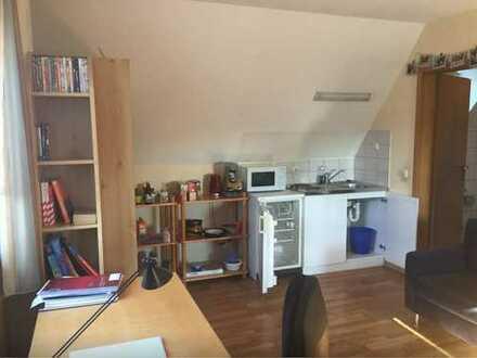1-Zimmer-Wohnung mit EBK in Erlangen