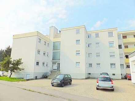 3-Zimmer-Wohnung im 3. Obergeschoss mit Balkon und Stellplatz