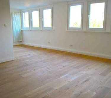 Parkallee/Wachmann-Quartier, helle 2-Zimmer DG-Wohnung