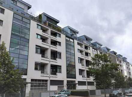 Exklusive 3-Zimmer-Wohnung mit Loftcharakter am Südstadtpark