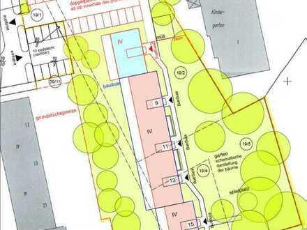 FRANKFURT-RÖDELHEIM: Baureserve für einen Neubau und die Aufstockung der Bestandshäuser!