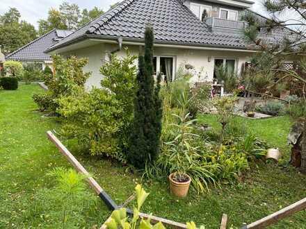 Vermietete ETW mit Gartengrundstück