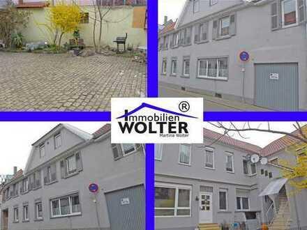 *** Mehrfamilienhaus mit 5 Wohneinheiten und zusätzlich ausbaubares Dachgeschoss * Nebengebäude ***
