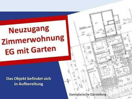 Gemütliche 4 Zimmer EG-Wohnung mit Garten in verkehrsgünstiger Lage - Ein Objekt von Ihrem Immobi...