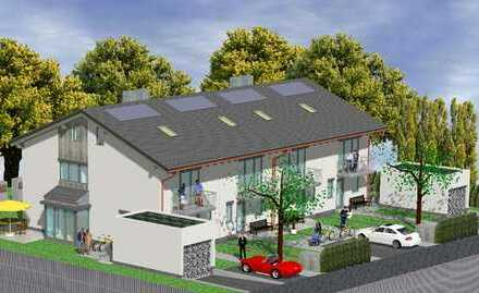 Das moderne Reihenhaus (4-Spänner)- Baubeginn in Kürze!!!