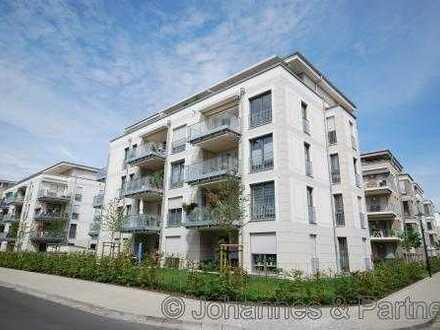 * neuwertige und sonnige 2-Zimmer-Wohnung mit großem Balkon *