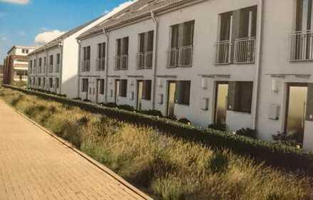 Wohnen in neuem KfW-Effizienzhaus 55 mitten im grünen Dorsten