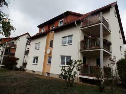 Attraktive 2-Raum ETW mit Balkon zur Kapitalanlage - vermietet!