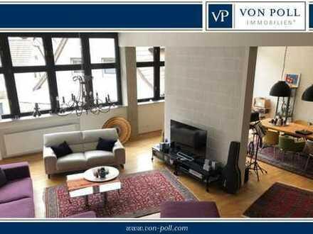 Maisonette Wohnung mit Traumterrasse!