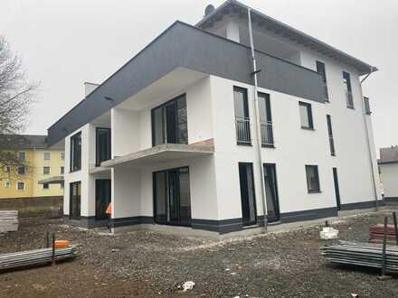 Erstbezug mit Balkon: freundliche 3-Zimmer-Wohnung in Birkenfeld