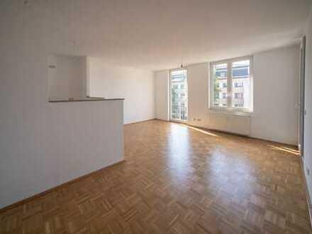 Wohfühlwohnung in der Schlossallee. 3-Raum-Wohnung im 2. OG, ohne Aufzug