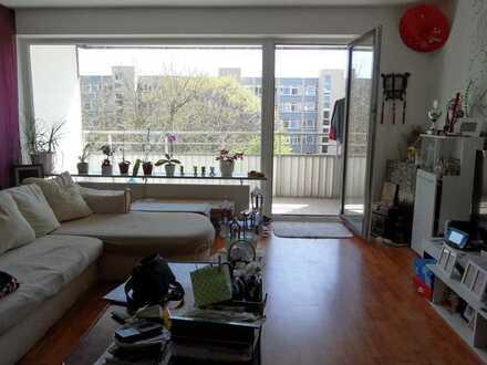 3-Zimmer-Wohnung mit schönem Grundriss, Balkon und Aufzug