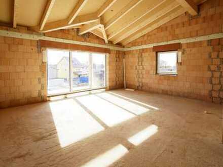 Neubau KfW55 ETW Dachgeschoss inkl Garage u Stellplatz! Fertigstellung 8/2019