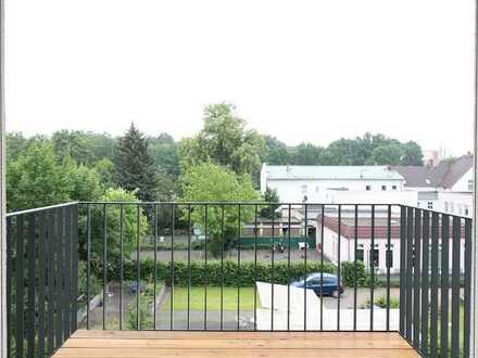 Wunderschöne 1-Zimmerwohnung mit Balkon und Einbauküche!!