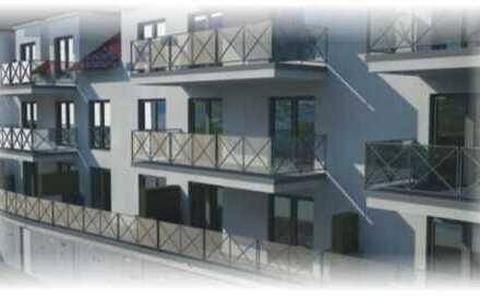 2-Zi.-Neubauwohnung in der Stadtmitte