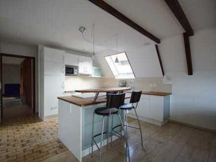 Wohnung statt Haus!! - Großzügiges Wohnen auf einer Ebene mit Balkon in ruhiger Ortsrandlage