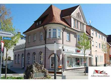 Stilvolles Wohn- und Geschäftshaus im Zentrum von Albstadt-Tailfingen