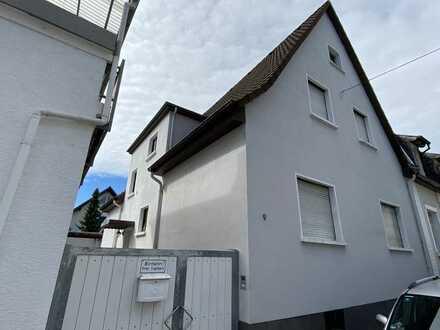Ein- bis Zweifamilienhaus mit sonnigem Garten im Herzen von Mannheim-Feudenheim