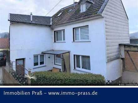 Top-Gelegenheit! Kleines gemütliches Einfamilienhaus in Bockenau zu verkaufen!