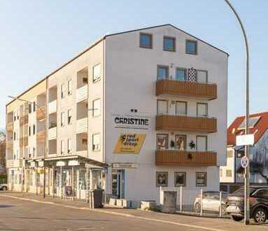 Attraktive 2-Zimmer-Wohnung mit Balkon in Krumbach (Schwaben)
