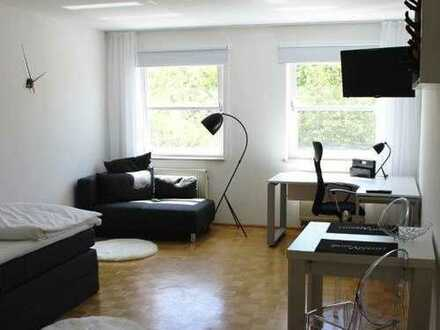 SERVICED BUSINESS APARTMENT, FULLY FURNISHED AND EQUIPPED,Rennplatz Regensburg-West; NO Comission!