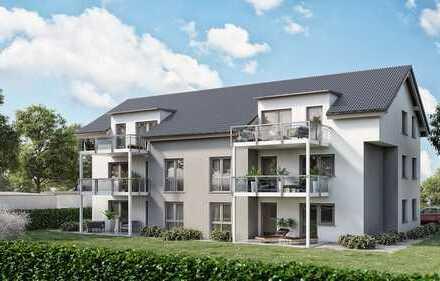 Neubau 3-Zimmerwohnung in kleiner Wohneinheit mit Aufzug Erd- Ober- Dachgeschoss