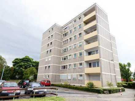Große Wohnung mit Balkon, Keller und Garage im gepflegten Mehrfamilienhaus mit Aufzug in Bergkamen