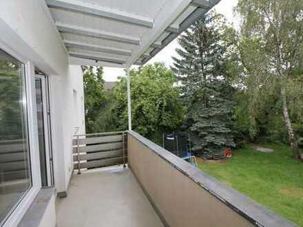 Dottendorf: 4-Zimmer-Wohnung mit Balkon. Ruhige Lage. Erstbezug nach Renovierung
