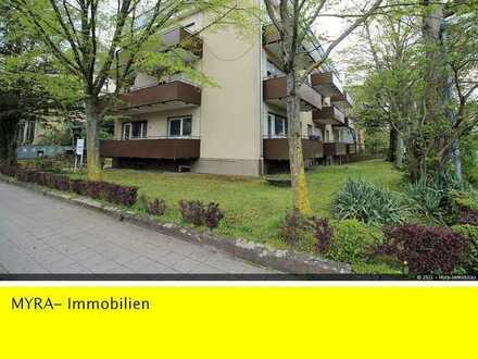 ** Nur an Kapitalanleger abzugeben**- Außergewöhnliche 4 Zimmer Wohnung in Karlsruhe-Weststadt