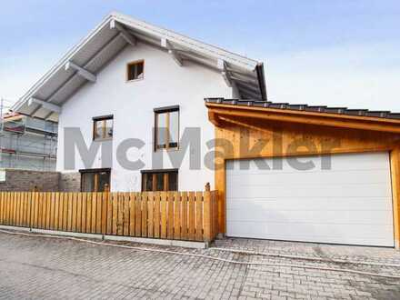 Modernes Wohnen zwischen Rosenheim und München: Gepflegtes Einfamilienhaus in Bruckmühl