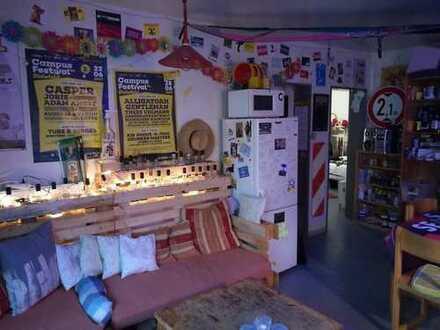 -Universitätsstraße- Schönes 16qm Zimmer sucht Nachmieterin :)