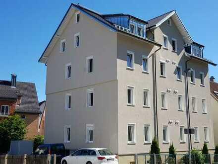 Neuwertige 2,5-Zimmer-Dachgeschosswohnung mit Einbauküche in Aalen