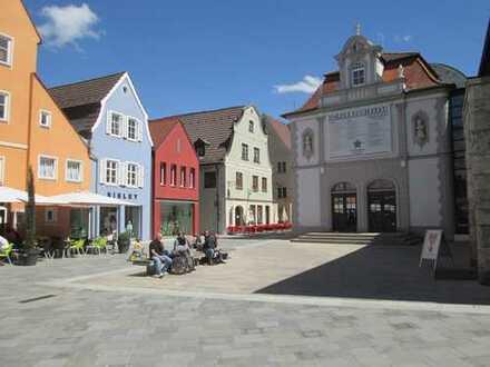 Bestlage Memmingen: Große Wohnung oder Praxis/Büro