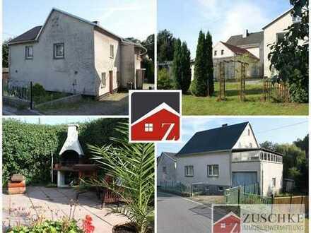 Zwei Häuser auf einen Streich, in Großhartau