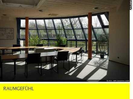 Büro- und Gewerbegebäude direkt an dem Autobahnanschluß der A7 Feuchtwangen kaufen oder mieten!