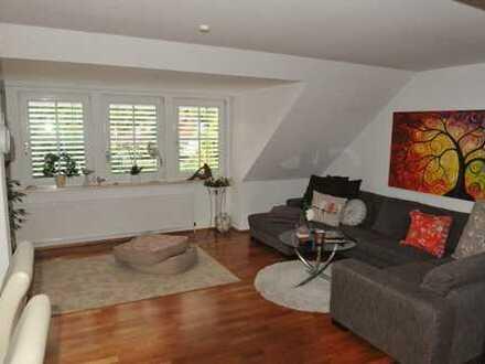 Sonnige Maisonette Wohnung in Oberneuland/Borgfeld