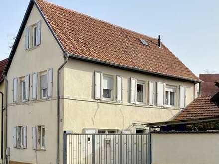 Gemütliches Häuschen mit grossem Potential zum kleinen Preis