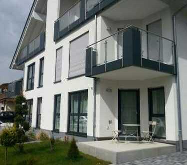 Neuwertige 106 qm 4-Zimmer-Wohnung mit Balkon