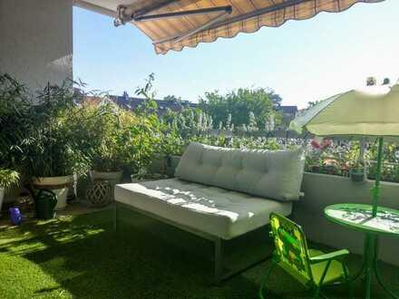 Modernisierte 2-Zimmer-Wohnung mit sonniger Loggia und EBK in Vaihingen Enz