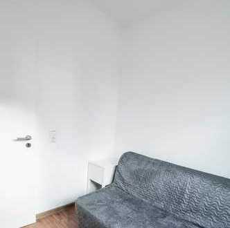 möbliertes, frisch renoviertes Zimmer in Studentenwohnheim in zentraler Lage in Münster