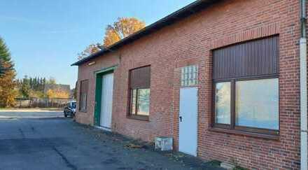 Büro + Produktion + Lagerflächen mit Stellplätzen