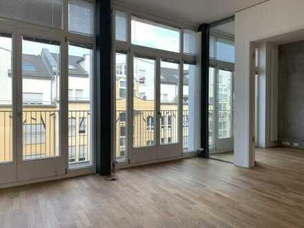 5 Zimmer Apartment mit Balkon in Top Lage am Deutschherrnufer