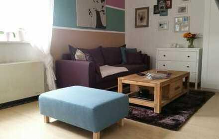 Schöne, geräumige ein Zimmer Wohnung in Erlangen-Höchstadt (Kreis), Weisendorf