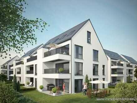 """Maisonettenwohnung mit Aufzug """"SELIGENSTADT"""" W12 - Haus A - 3-Zi. DG rechts - Balkon - 119,95 m²"""