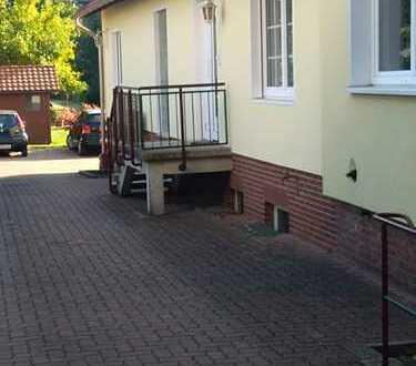 Günstige, gepflegte 4-Zimmer-Erdgeschosswohnung mit Einbauküche in Salzgitter Ringelheim