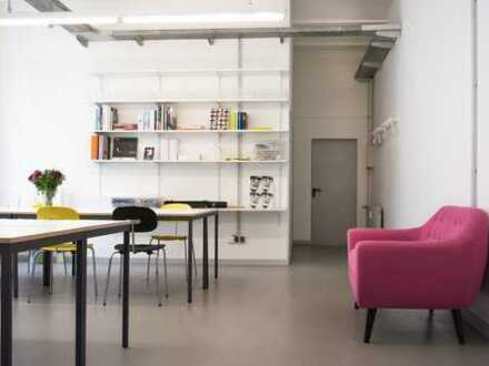 möblierte Bürofläche im Gewerbeloft am Kottbusser Tor zu vermieten