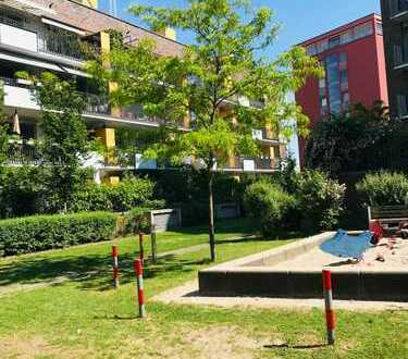Hochwertige 3-Zimmer-Wohnung in Bestlage neben der EZB und dem Main