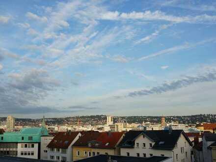 + Reserviert +Panoramablick im beliebten Heusteigviertel, helle und gut geschnittene 2-Zimmerwohnung