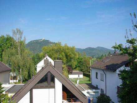 Schönes möbliertes Haus mit Blick auf das Siebengebirge in Bonn, Mehlem