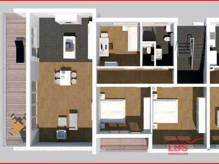 4Zi-Wohnung mit 2 Balkonen - Exklusivität ist planbar!